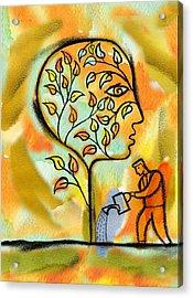 Nurturing And Caring Acrylic Print
