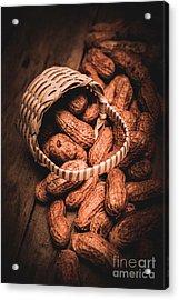Nuts Still Life Food Photography Acrylic Print by Jorgo Photography - Wall Art Gallery