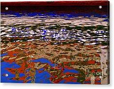 Nyhavn Reflections Acrylic Print