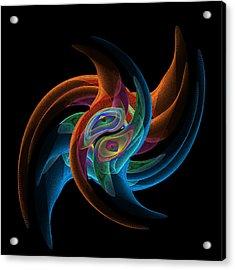 Nyse Ticker Symbol Syy Daily  Acrylic Print