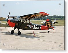 O-1 Bird Dog Acrylic Print