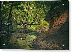 Oak Creek Acrylic Print