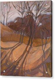 Oak Savanna Acrylic Print