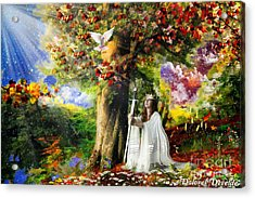Oaks Of Righteousness Acrylic Print