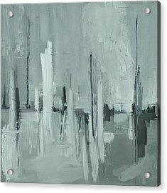 Obelisk Acrylic Print by Liz Maxfield