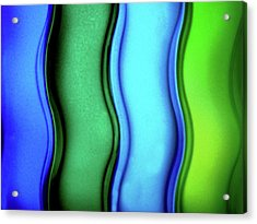 Objectified The Feminine Acrylic Print by Marion Cullen