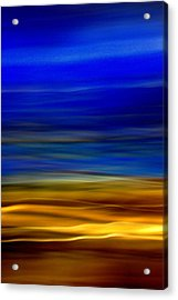 Obscure Horizons Acrylic Print