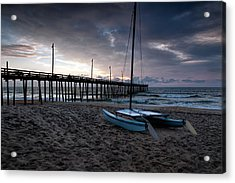 Obx Morning Acrylic Print