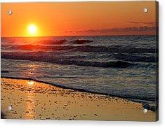 Oc Sunrise Acrylic Print
