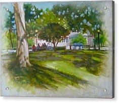 Ocala Park Fl Acrylic Print