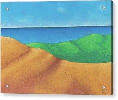 Ocean Daybreak Acrylic Print
