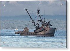 Ocean Destiny Acrylic Print