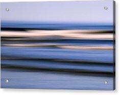 Ocean Dream Acrylic Print by Doug Hockman Photography