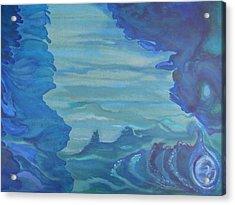 Ocean Dream Acrylic Print by Lindie Racz