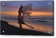 Another Morning Without You Acrylic Print