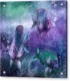 Ocean Fantasy 3 Acrylic Print