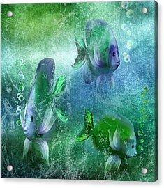 Ocean Fantasy 4 Acrylic Print