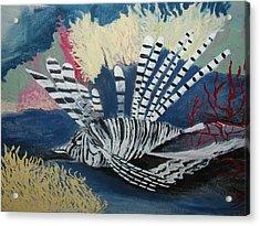 Ocean Fish Acrylic Print