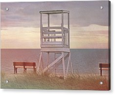 Ocean Lookout Acrylic Print by JAMART Photography