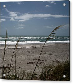 Ocean Morning Acrylic Print