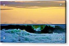Ocean Power Acrylic Print