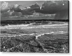 Acrylic Print featuring the photograph Ocean Storms by Nicholas Burningham