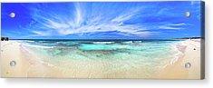 Ocean Tranquility, Yanchep Acrylic Print