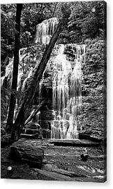 Oconee Station Falls IIi Acrylic Print