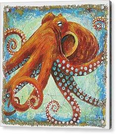 Octo Acrylic Print