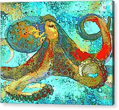 Caribbean Tango Acrylic Print