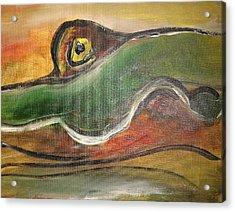 Octopussy Acrylic Print