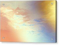 Of Heaven Acrylic Print