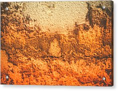 Acrylic Print featuring the photograph Of Sunsets And Stone 3 by Christi Kraft