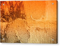 Acrylic Print featuring the photograph Of Sunsets And Stone 4 by Christi Kraft