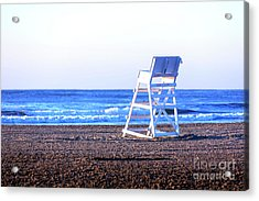 Off Duty At Wildwood Acrylic Print