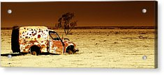 Off Road Acrylic Print
