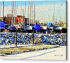 Off Season Acrylic Print