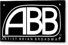 Official Abb Logo Acrylic Print by Brian Broadway