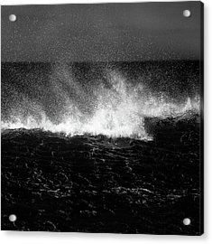 Offshore Acrylic Print by Dave Bowman