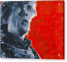 Acrylic Print featuring the painting Tyrion Lannister by Luis Ludzska