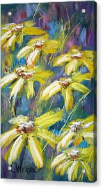 Oh Sunny Day Acrylic Print by Cathy Weaver