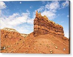 Ojitos De Los Gatos - New Mexico Acrylic Print by Brian Harig
