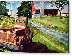 Ol '54 Acrylic Print