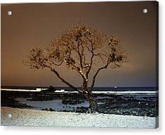 Old A Beach Acrylic Print