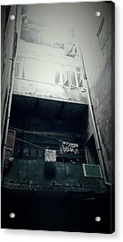 Old Apartment Acrylic Print by Tetyana Kokhanets