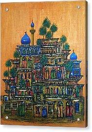 Old Baghdad Acrylic Print