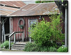 Old Barn 2 Acrylic Print
