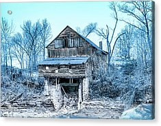 Old Blackiston Mill Acrylic Print