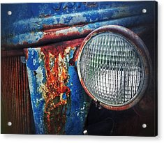 Acrylic Print featuring the photograph Old Boy by Olivier Calas