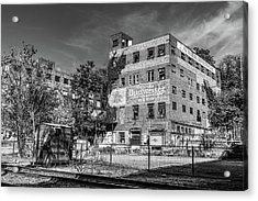Old Brewery Acrylic Print